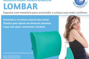 Almofada Anatômica Lombar