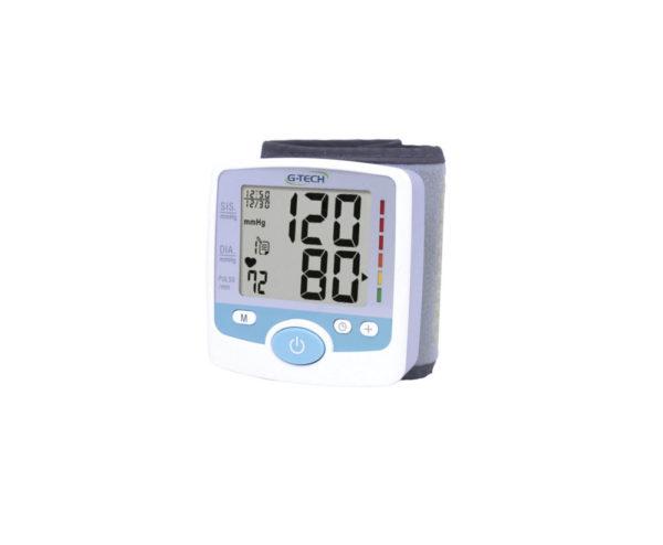 Aparelho de pressão digital automático de pulso G-Tech BPGP200