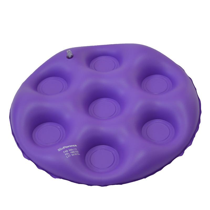 Almofada água redonda caixa de ovo