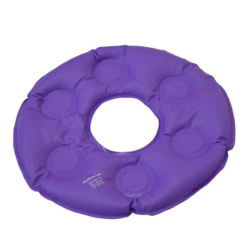 Almofada água redonda com orifício