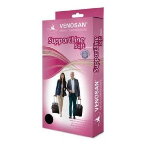 Venosan Supportline Soft 18-22mmHg – leve compressão