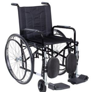 Cadeira de rodas com elevação das pernas CDS 301 P